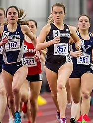 women's mile, heat 2, Laura Nagel, Providence,