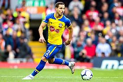 Cedric Soares of Southampton - Mandatory by-line: Robbie Stephenson/JMP - 22/09/2018 - FOOTBALL - Anfield - Liverpool, England - Liverpool v Southampton - Premier League