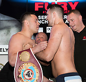 170922 Parker v Fury Weigh-In