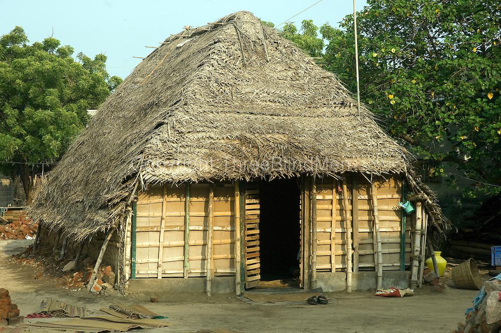 INDIA. Fishing Village Nagapattinam. Tamil Nadu State