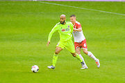 Sheffield United David McGoldrick (17) in action during the Pre-Season Friendly match between Barnsley and Sheffield United at Oakwell, Barnsley, England on 27 July 2019.