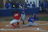 Oxford Middle School vs. Lafayette Middle School in girls softball in Oxford, Miss. on Saturday, February 25, 2012.
