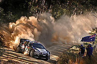 Mads Ostebrg (NOR) / Jonas Andersson (SWE) - Ford Fiesta WRC