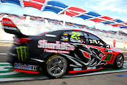 James COurtney (Holden Racing Team). 2016 Clipsal 500 Adelaide. V8 Supercars Championship Round 1. Adelaide Street Circuit, South Australia. Friday 4 March 2016. Photo: Clay Cross / photosport.nz