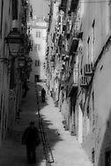 Portugal. Lisbon. Bica area