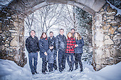 Peter Rose Family Session, Wintery Day at the Cambridge Mill