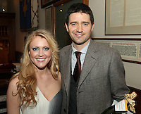 Camilla Kerslake and Tom Chambers