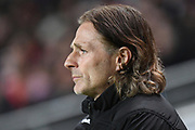 Wycombe Wanderers manager Gareth Ainsworth during the EFL Trophy match between Milton Keynes Dons and Wycombe Wanderers at stadium:mk, Milton Keynes, England on 12 November 2019.