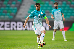 Bojan Jokic of Slovenia during football match between National teams of Slovenia and Malta in Round #6 of FIFA World Cup Russia 2018 qualifications in Group F, on June 10, 2017 in SRC Stozice, Ljubljana, Slovenia. Photo by Vid Ponikvar / Sportida