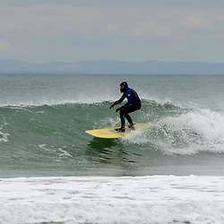 tommy from Larne, Scotland in the distance,whiterocks beach portrush.