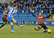 Sheffield Wednesday v Brighton and Hove Albion 140215