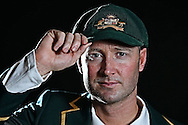 Category 1 - WA PRESS PHOTOGRAPHER OF THE YEAR<br /> Paul Kane<br /> Getty Images<br /> (EDITORS NOTE: A digital high pass filter has been applied to this image) Michael Clarke of Australia poses ahead of his 100th Test Match.