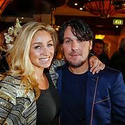 NLD/Volendam/20121025 - Uitreiking 100% NL Awards 2012, Do, Dominique van Hulst