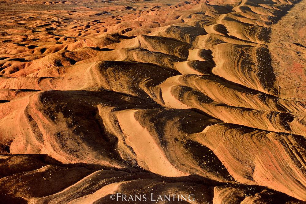 MacDonnell Range (aerial), Australia