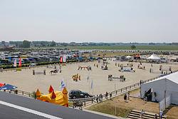 Overview<br /> Nationaal Kampioenschap Jonge Paarden<br /> Stal Hulsterlo - Meerdonk 2010<br /> © Dirk Caremans