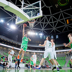 20160113: SLO, Basketball - EuroCup LAST 32, KK Union Olimpija vs Unics Kazan