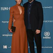 Ariane Labed and Yorgos Lanthimos Arrivers at The 21sh British Independent Film Awards at 1 Old Billingsgate Walk on 21 December 2018, London, UK.