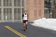 Middletown, NY - The Orange Runners Club Winter Series race No. 1 at the Community Campus on Jan. 11, 2009.