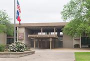 Sharpstown International High School, April 18, 2013. The school was part of the 2007 bond.