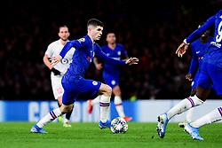 Christian Pulisic of Chelsea - Mandatory by-line: Ryan Hiscott/JMP - 10/12/2019 - FOOTBALL - Stamford Bridge - London, England - Chelsea v Lille - UEFA Champions League group stage