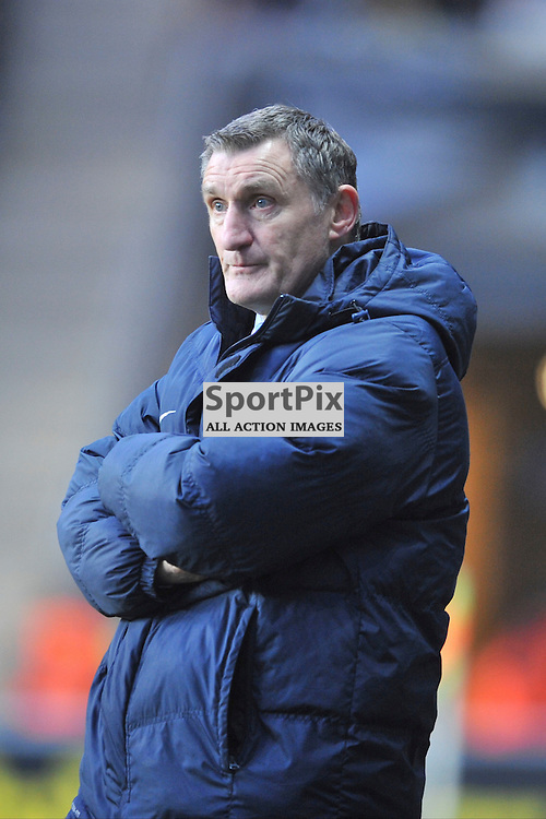 Tony Mowbrey Manager Coventry City, Coventry City, Coventry City v Burton Albion, Ricoh Arena,  Sky Bet League 1, Saturday 16th JJanuary 2016, (Mike Capps/Sportpix)