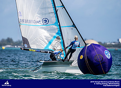From 27 January to 3 February 2019, Miami will host sailors for the second round of the 2019 Hempel World Cup Series in Coconut Grove. More than 650 sailors from 60 nations will race across the 10 Olympic Events. &copy;JESUS RENEDO/SAILING ENERGY/WORLD SAILING<br /> 02 February, 2019.