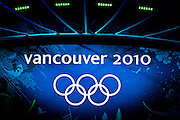 The 2010 Vancouver Winter Olympics in Whistler, Canada, on Feb. 14, 2010.