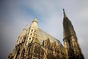 Stephansdom (St. Stephen's Dome), Vienna's landmark and city center.