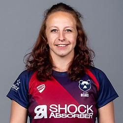 Kyara Martin of Bristol Bears Women - Mandatory by-line: Robbie Stephenson/JMP - 03/09/2019 - RUGBY - Shaftsbury Park - Bristol, England - Bristol Bears Women Media Day
