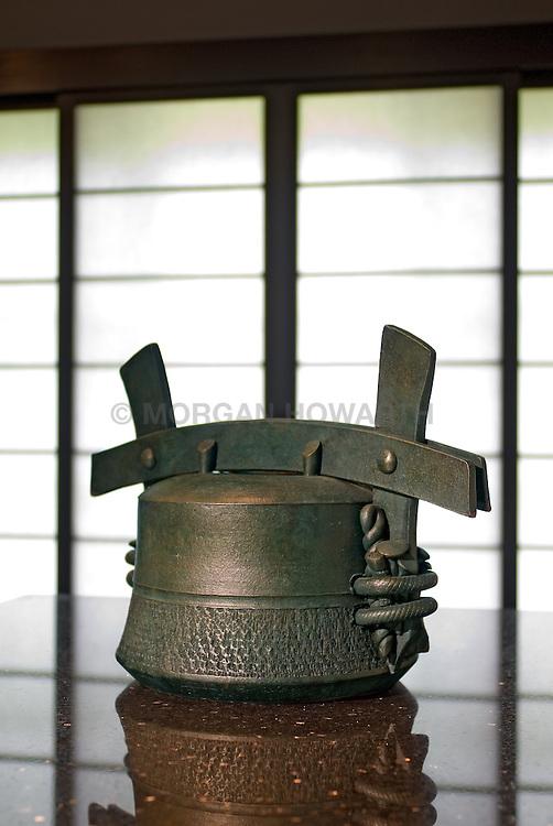 Japanese bell gong