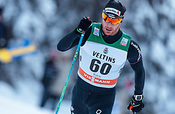 27.11.2016, Nordic Arena, Ruka, FIN, FIS Weltcup Langlauf, Nordic Opening, Kuusamo, Herren, im Bild Dario Cologna (SUI) // Dario Cologna of Switzerland during the Mens FIS Cross Country World Cup of the Nordic Opening at the Nordic Arena in Ruka, Finland on 2016/11/27. EXPA Pictures © 2016, PhotoCredit: EXPA/ JFK
