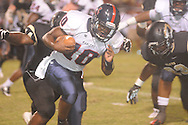 Northeast Community College vs. Northwest Community College in Senatobia, Miss. on Thursday, September 19, 2013.