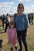 DOROTHY SILVER; FLORA FAIRBAIRN, Heythrop Point to Point, Cocklebarrow, 2 April 2017.