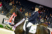 Madeleine Witte Vrees - Vontango B<br /> Indoor Brabant 2010<br /> © DigiShots