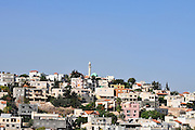 Israel, Northern District, the predominantly Arab city Shefa-'Amr, (also Shfar'am)