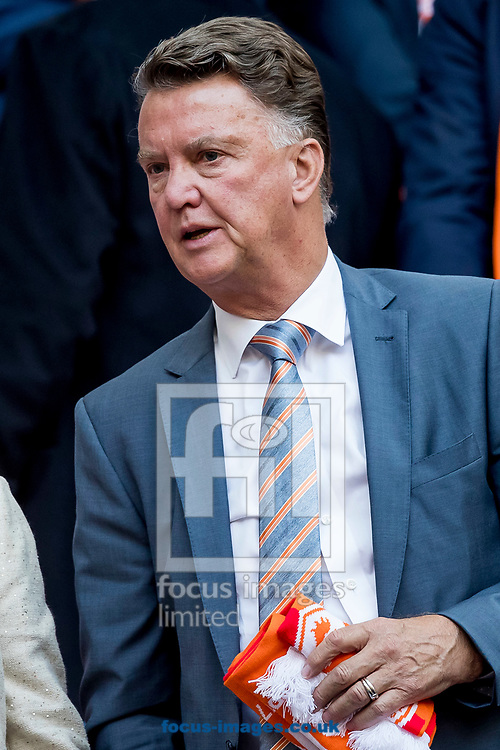 Louis van Gaal before the 2018 FIFA World Cup Qualifying match at Amsterdam Arena, Amsterdam<br /> Picture by Joep Joseph Leenen/Focus Images Ltd +316 5261929<br /> 03/09/2017<br /> ***NETHERLANDS OUT***