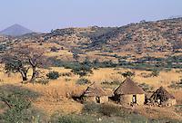 Erythrée, Keren, ethnie Bellen // Eritrea, Keren, Billen ethnic group