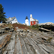 Pemaquid Lighthouse, Bristol, Maine, USA