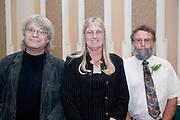 182532007 Outstanding Administrator Awards and Recognition of Administrator's Years of Service..30 years of service..Keith Newman, Joyice Childs, Robert Houdek