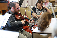 Eclectric Strings Reading Session
