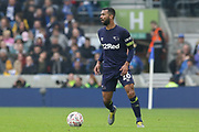 Derby County defender Ashley Cole (26) during the The FA Cup 5th round match between Brighton and Hove Albion and Derby County at the American Express Community Stadium, Brighton and Hove, England on 16 February 2019.