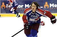 Ishockey<br /> GET-Ligaen<br /> 09.10.08<br /> Jordal Amfi<br /> Vålerenga VIF - Lørenskog<br /> Lars Erik Spets<br /> Foto - Kasper Wikestad