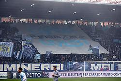 """Foto Filippo Rubin<br /> 10/12/2016 Ferrara (Italia)<br /> Sport Calcio<br /> Spal vs Spezia - Campionato di calcio Serie B ConTe.it 2016/2017 - Stadio """"Paolo Mazza""""<br /> Nella foto: I TIFOSI DELLA SPAL<br /> <br /> Photo Filippo Rubin<br /> December 10, 2016 Ferrara (Italy)<br /> Sport Soccer<br /> Spal vs Spezia - Italian Football Championship League B ConTe.it 2016/2017 - """"Paolo Mazza"""" Stadium <br /> In the pic: SPAL'S FANS"""