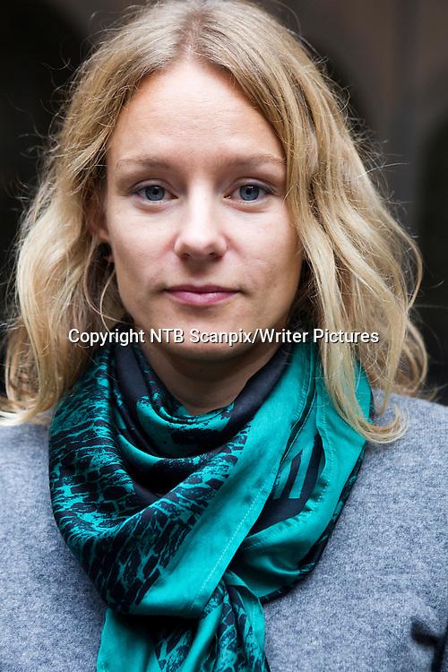 Oslo  20101103. Manusforfatter Ragnhild Tronvoll etter pressevisningen av filmen Sykt Lykkelig p&Acirc; Filmens Hus, onsdag .<br /> Foto: Berit Roald / Scanpix .<br /> <br /> NTB Scanpix/Writer Pictures<br /> <br /> WORLD RIGHTS, DIRECT SALES ONLY, NO AGENCY