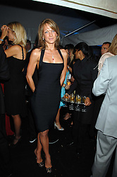 EMILY CROMPTON at the Berkeley Square End of Summer Ball in aid of the Prince's Trust held in Berkeley Square, London on 27th September 2007.<br />