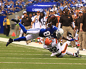 Indianapolis Colts vs Cleveland Browns - Pre-Season 2013