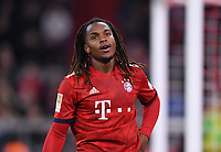 Fussball  1. Bundesliga  Saison 2018/2019  5. Spieltag  FC Bayern Muenchen - FC Augsburg       25.08.2018 Renato Sanches (FC Bayern Muenchen)  ----DFL regulations prohibit any use of photographs as image sequences and/or quasi-video.----