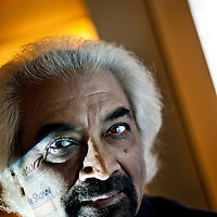 Sam Pitroda by Chris Maluszynski