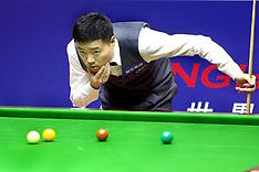 2018 World Snooker Shanghai Masters - 15 September 2018