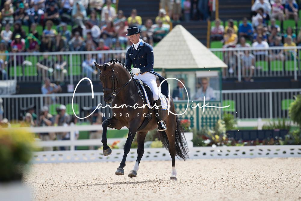 Kittel Patrik, SWE, Deja<br /> Olympic Games Rio 2016<br /> &copy; Hippo Foto - Dirk Caremans<br /> 11/08/16